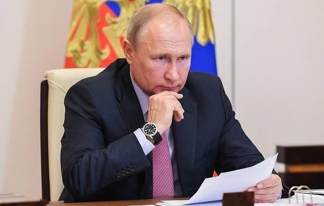 Ông Putin lần đầu lên tiếng về làn sóng biểu tình ở Mỹ - 1