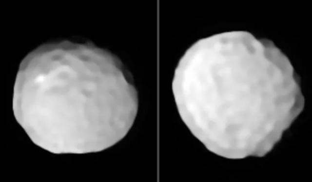 """Phát hiện tiểu hành tinh """"bạo lực"""" nhất trong lịch sử Hệ Mặt trời - 1"""