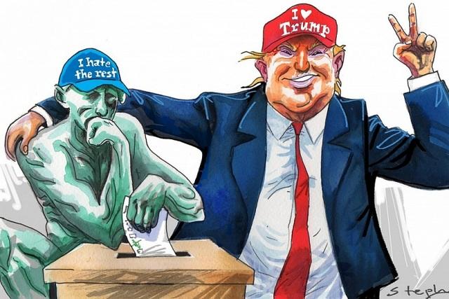 Bầu cử Mỹ: Nước Mỹ hỗn loạn nhưng ông Trump vẫn sẽ chiến thắng? - 1