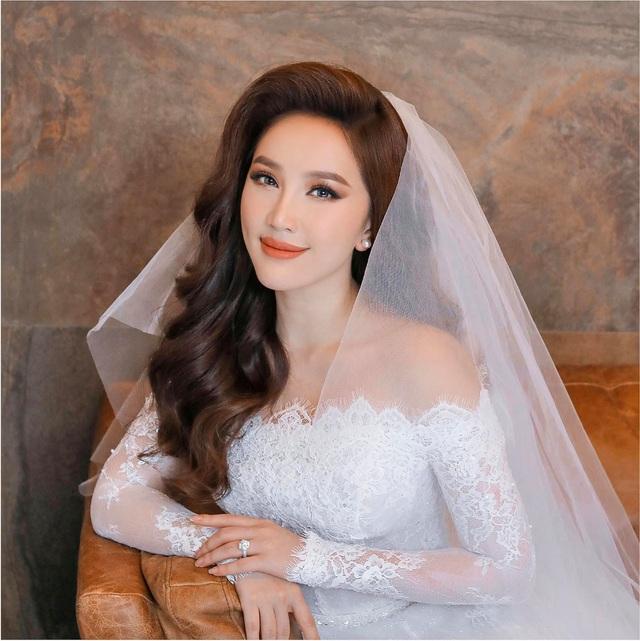 Bảo Thy hé lộ bộ ảnh cưới tuyệt đẹp sau 7 tháng lấy chồng đại gia - 1