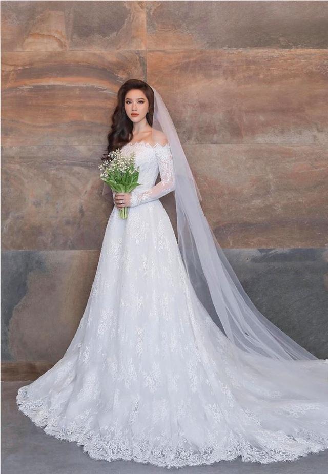 Bảo Thy hé lộ bộ ảnh cưới tuyệt đẹp sau 7 tháng lấy chồng đại gia - 4