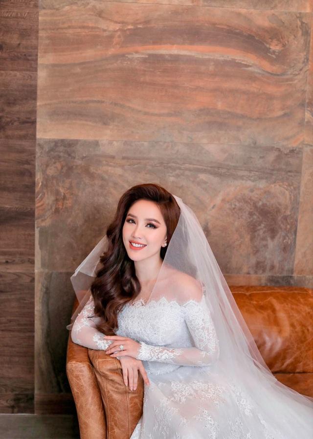 Bảo Thy hé lộ bộ ảnh cưới tuyệt đẹp sau 7 tháng lấy chồng đại gia - 2