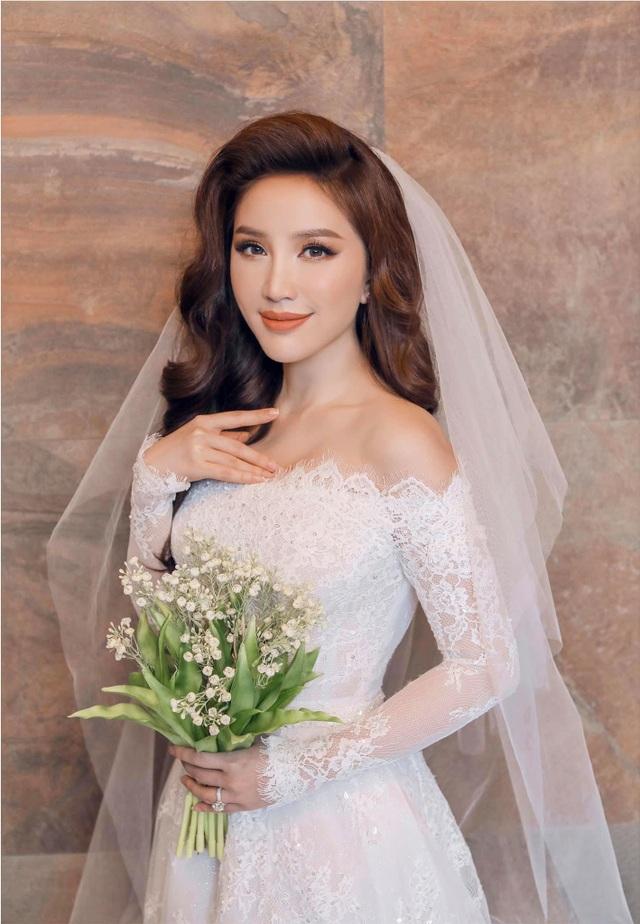 Bảo Thy hé lộ bộ ảnh cưới tuyệt đẹp sau 7 tháng lấy chồng đại gia - 3