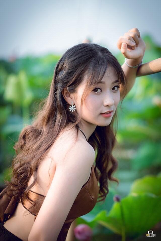 """Nữ sinh Thái Nguyên sở hữu vẻ đẹp đúng chuẩn """"thanh xuân vườn trường"""" - 12"""