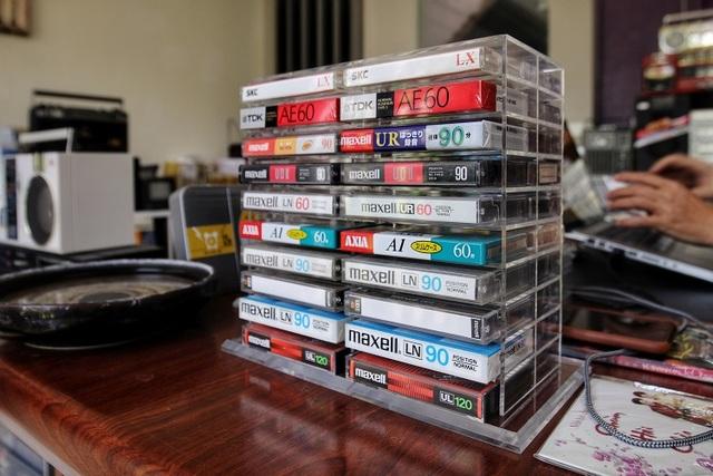 Choáng ngợp bộ sưu tập 1.200 chiếc đài cassette độc nhất vô nhị Việt Nam - 10