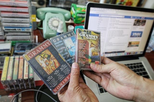 Choáng ngợp bộ sưu tập 1.200 chiếc đài cassette độc nhất vô nhị Việt Nam - 11