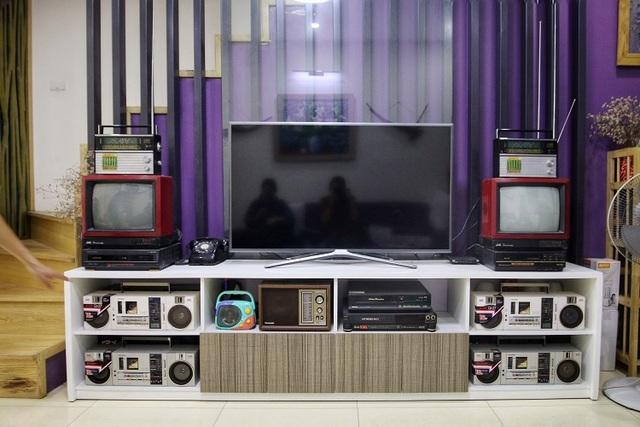 Choáng ngợp bộ sưu tập 1.200 chiếc đài cassette độc nhất vô nhị Việt Nam - 14