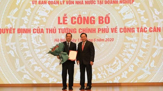 Ông Phạm Đức Long được bổ nhiệm làm Chủ tịch tập đoàn VNPT - 1