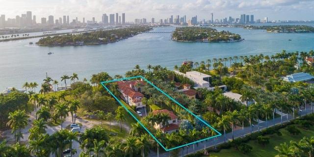 Bên trong dinh thự 40 triệu USD được bảo vệ 24/7 tại đảo nhà giàu ở Mỹ - 1