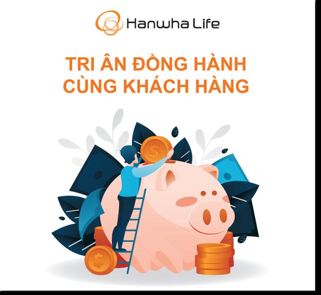 Hanwha Life Việt Nam khuyến mại đặc biệt tri ân khách hàng sau dịch Covid-19 - 1