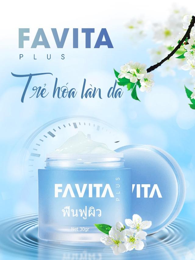 Kỷ nguyên làm đẹp thời đại 4.0 với kem chống lão hóa hàng đầu Favita Plus - 3