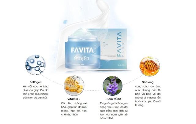 Kỷ nguyên làm đẹp thời đại 4.0 với kem chống lão hóa hàng đầu Favita Plus - 4
