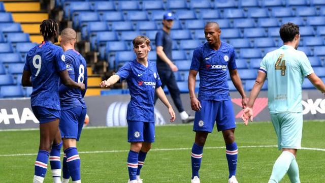 Pulisic trở lại sau 6 tháng, Chelsea thắng 7 bàn trước QPR - 8