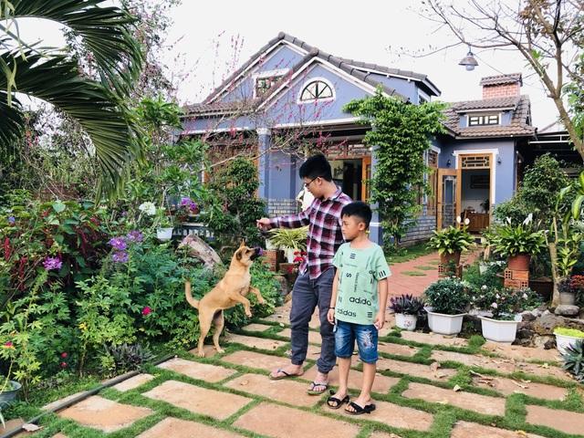 Nhà vườn 390 triệu đồng của con trai xây tặng mẹ dưỡng già ở Đắk Nông - 2