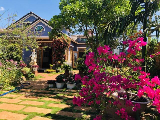 Nhà vườn 390 triệu đồng của con trai xây tặng mẹ dưỡng già ở Đắk Nông - 1
