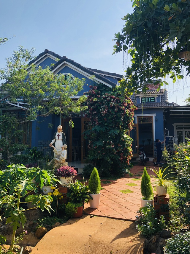 Nhà vườn 390 triệu đồng của con trai xây tặng mẹ dưỡng già ở Đắk Nông - 3