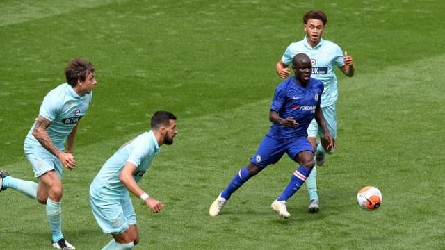 Pulisic trở lại sau 6 tháng, Chelsea thắng 7 bàn trước QPR - 5