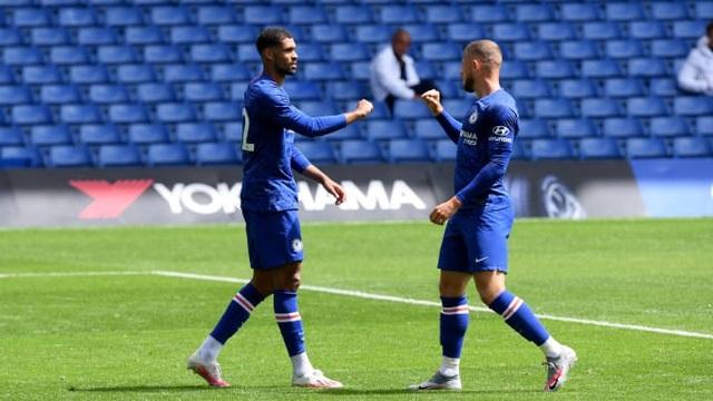Pulisic trở lại sau 6 tháng, Chelsea thắng 7 bàn trước QPR - 10
