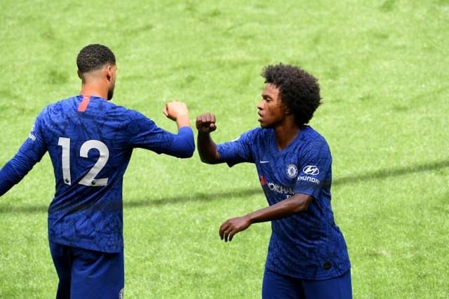 Pulisic trở lại sau 6 tháng, Chelsea thắng 7 bàn trước QPR - 4