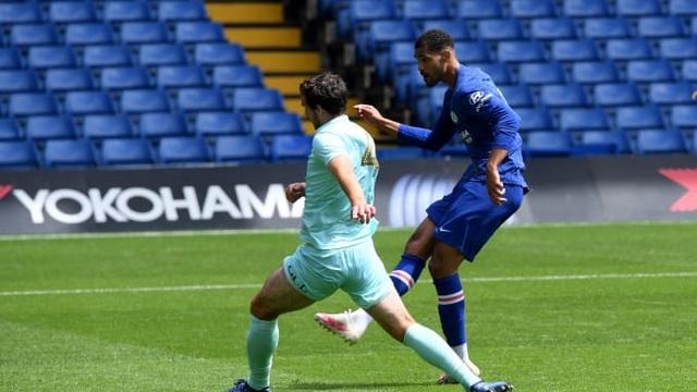 Pulisic trở lại sau 6 tháng, Chelsea thắng 7 bàn trước QPR - 3
