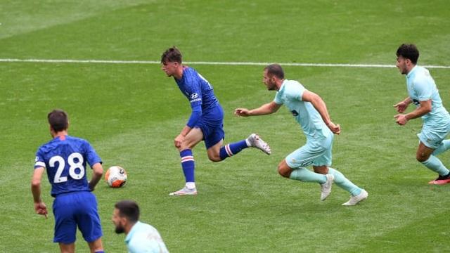 Pulisic trở lại sau 6 tháng, Chelsea thắng 7 bàn trước QPR - 12