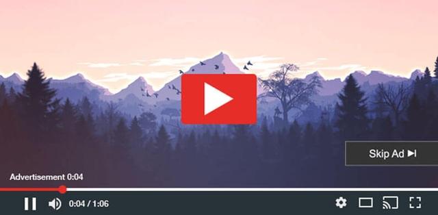 Mẹo đơn giản để không bị quảng cáo làm phiền khi xem video trên Youtube - 1