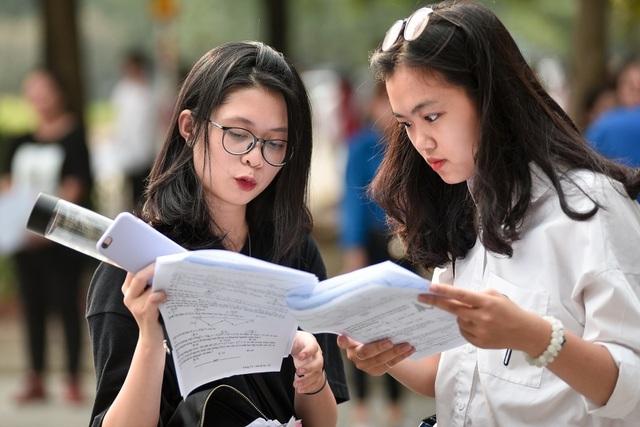 Những lưu ý quan trọng khi đăng ký tổ hợp xét tuyển đại học năm 2020 - 1