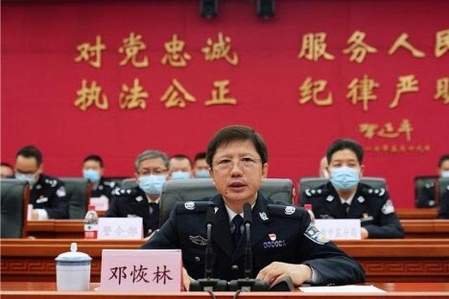 Trung Quốc điều tra tham nhũng với Giám đốc công an Trùng Khánh - 1