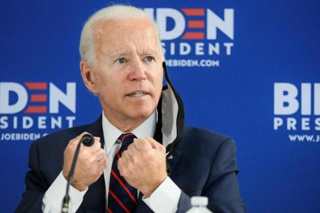 Ông Biden gây quỹ hơn 80 triệu USD cho chiến dịch tranh cử - 1