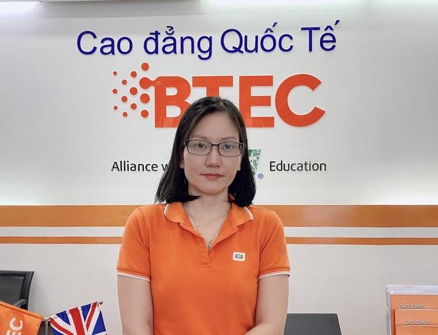 giám đốc trường cao đẳng BTEC đưa ra phương pháp học cùng trải nghiệm