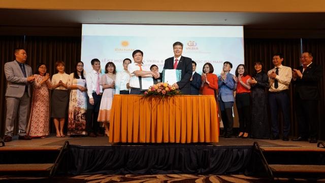 Hợp tác với Hàn Quốc về việc làm cho sinh viên ngành Cử nhân tiếng Hàn - 1