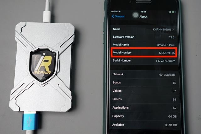 Cận cảnh quy trình biến iPhone xách tay thành hàng chính hãng VN/A - 1