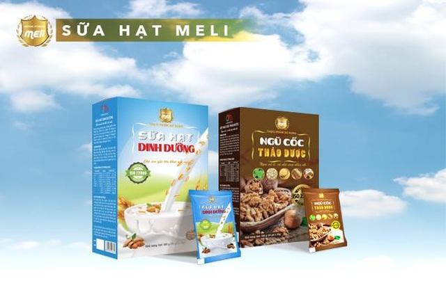Sữa hạt Herbal Meli - Sự kết hợp hoàn hảo giữa hạt, ngũ cốc và thảo dược - 1