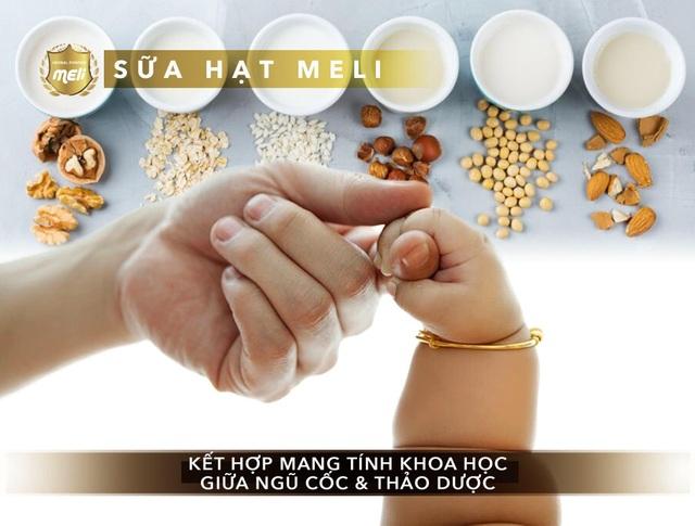 Sữa hạt Herbal Meli - Sự kết hợp hoàn hảo giữa hạt, ngũ cốc và thảo dược - 4