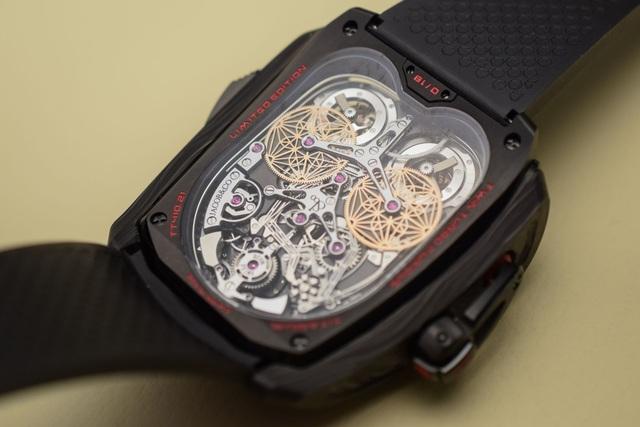 Chiếc đồng hồ dành cho chủ xe Bugatti Chiron có giá bằng 5 chiếc S-Class - 2