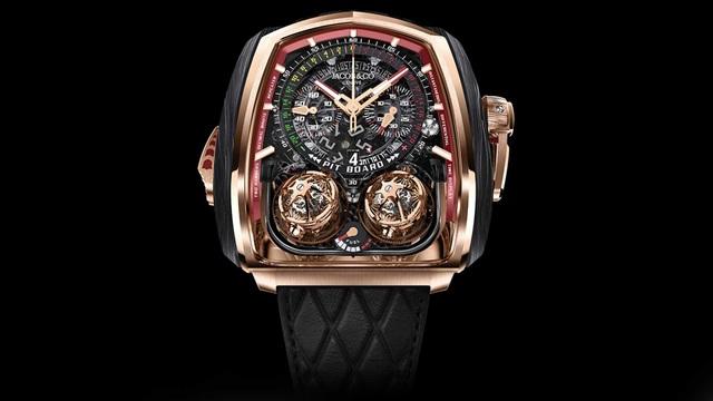 Chiếc đồng hồ dành cho chủ xe Bugatti Chiron có giá bằng 5 chiếc S-Class - 4
