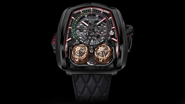 Chiếc đồng hồ dành cho chủ xe Bugatti Chiron có giá bằng 5 chiếc S-Class - 5