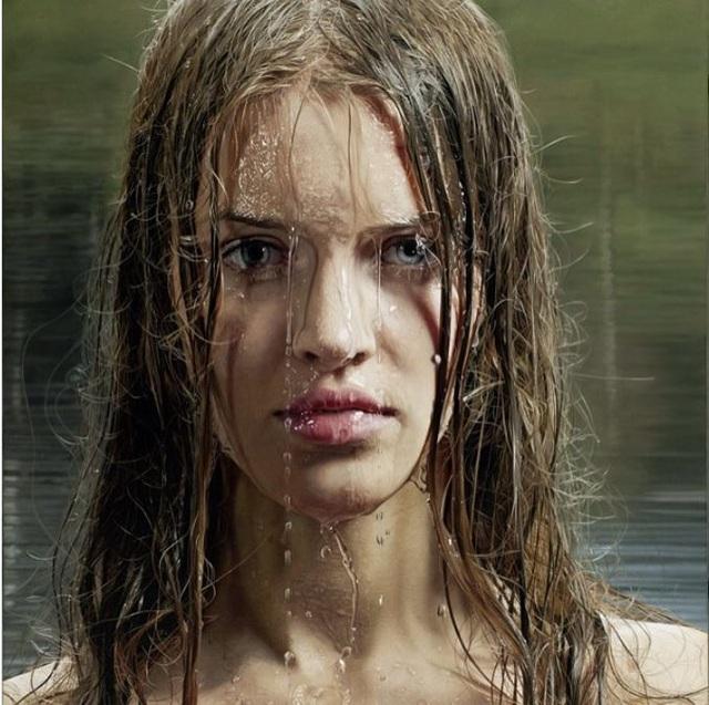 Kinh ngạc những bức tranh chân dung thiếu nữ thật hơn cả... ảnh thực - 5
