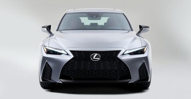 Lexus IS phiên bản nâng cấp 2021 có gì khác xe đời cũ? - 2