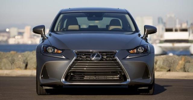 Lexus IS phiên bản nâng cấp 2021 có gì khác xe đời cũ? - 3