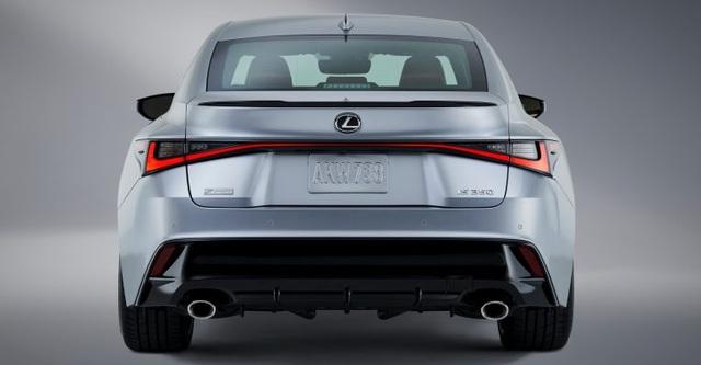 Lexus IS phiên bản nâng cấp 2021 có gì khác xe đời cũ? - 10