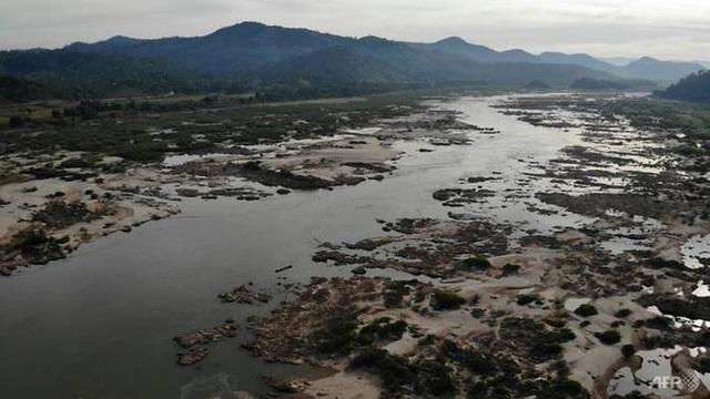 Các nước hối thúc Trung Quốc minh bạch về các đập trên sông Mekong - 1
