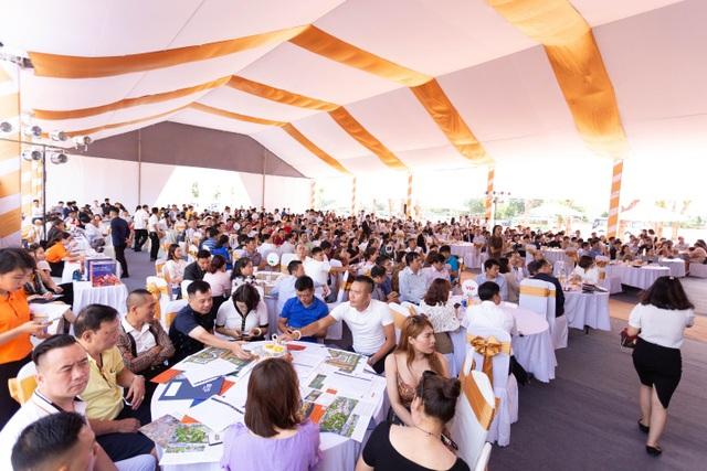 Sự kiện ra mắt FLC Legacy Kontum: Hút hàng ngàn khách hàng từ nhiều tỉnh thành lớn đổ bộ về Kontum - 1