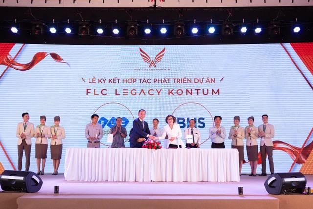 Sự kiện ra mắt FLC Legacy Kontum: Hút hàng ngàn khách hàng từ nhiều tỉnh thành lớn đổ bộ về Kontum - 2
