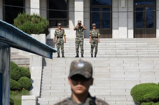 Triều Tiên cảnh báo dựng pháo đài sát Hàn Quốc - 1