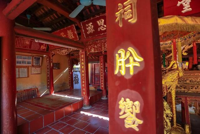 """Nhà cổ gỗ lim chứa toàn """"báu vật"""" độc nhất của dòng họ nức tiếng Hà Thành - 8"""