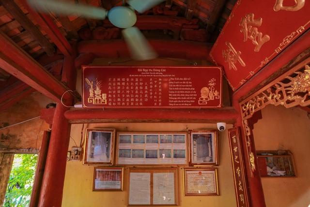 """Nhà cổ gỗ lim chứa toàn """"báu vật"""" độc nhất của dòng họ nức tiếng Hà Thành - 9"""