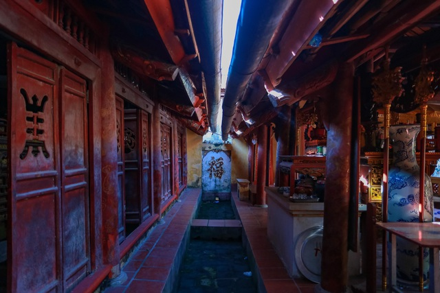 """Nhà cổ gỗ lim chứa toàn """"báu vật"""" độc nhất của dòng họ nức tiếng Hà Thành - 14"""