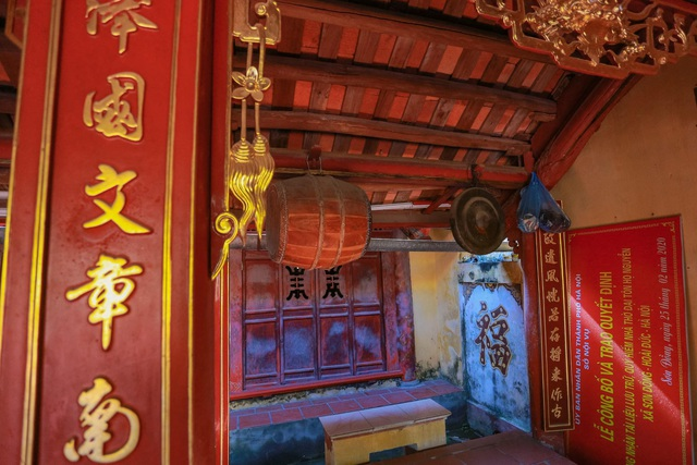 """Nhà cổ gỗ lim chứa toàn """"báu vật"""" độc nhất của dòng họ nức tiếng Hà Thành - 15"""