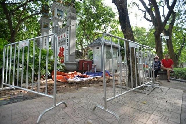 7 ngôi mộ phát hiện ở đền Ngọc Sơn đã được dời lên Ba Vì - 2